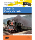 Steam in Czechoslovakia   1966 - 1976 · DVD · 56 mins