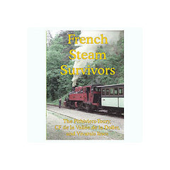 French Steam Survivors App. 110 mins DVD