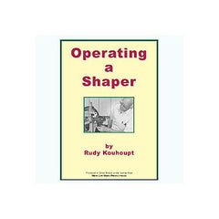 Operating a Shaper 120 mins DVD