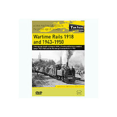 Wartime Rails 1918 & 1943-1950 DVD 55 mins B&W and some colour NTSC version