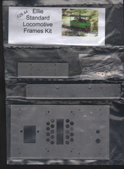 "Standard ""Ellie"" Locomotive Frames Kit"