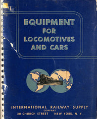 Equipment For Locomotives and Cars