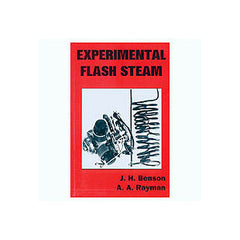 Experimental Flash Steam 1973