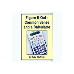 Figure It Out - Common Sense and a Calculator 140 mins  DVD
