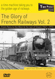 The Glory of French Railways:Vol. 2 From Paris to the West & the Last of Steam 1947 - 1966 DVD
