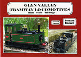 Glyn Valley Tramway Locomotives 16mm scale drawings (Second Edition)