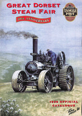 Great Dorset Steam Fair 30th Anniversary: 1998 Official Catalogue