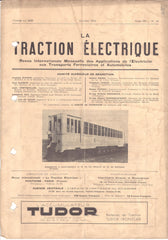 La Traction Electrique x 16 issues - Second Hand