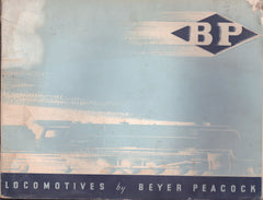 Locomotives by Beyer Peacock - 1946