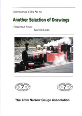 Narrowlines Extra No.10- Another Selection of Drawings