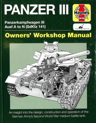 Panzer 3 Owner's Workshop Manual