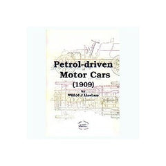 Petrol-Driven Motor Cars 1909 - Special Price!