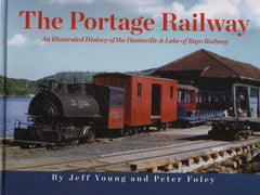 The Portage Railway (due in late September)