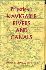 Priestley's Navigable Rivers and Canals