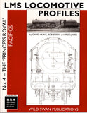 LMS Locomotive Profile No.4 - The 'Princess Royal' Pacifics