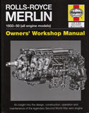 Rolls-Royce MERLIN 1933-50 (all engine models) Owners' Workshop Manual