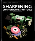 Sharpening Common Workshop Tools