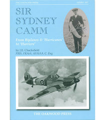 Sir Sydney Camm - From Biplanes & 'Hurricanes' to 'Harriers'