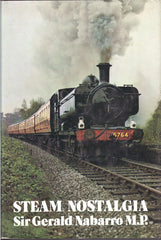 Steam Nostalgia - Sir Gerald Nabarro - Secondhand