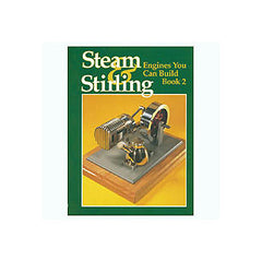 Steam & Stirling engines you can build - Book 2