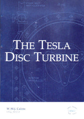 The Tesla Disc Turbine  DIGITAL EDITION