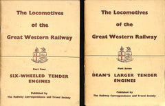The Locomotives of the Great Western Railway: Part 4 and 7