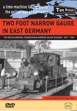 Two Foot Narrow Gauge in East Germany