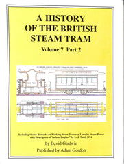 A History of the British Steam Tram Volume 7 Part 2- Damaged