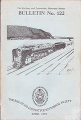 Railway and Locomotive Historical Society Bulletin No. 122 - Secondhand