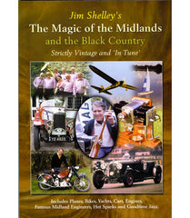 Jim Shelley's The Magic of the Midlands and the Black Country  SPECIAL PRICE!