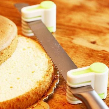 Even-Cake Slicing Leveler