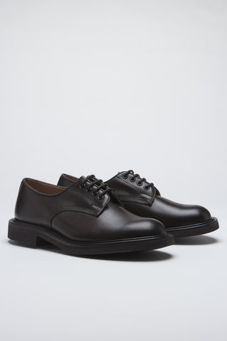 Strategic Business Unit - 00511 - Tricker'S Expressly For Sbu Scarpa Derby Classica Marrone - Tricker'S Expressly For Sbu Classic Brown Derby Shoe - SBU古典的な茶色のダービーシューズ用トリッカーの明示