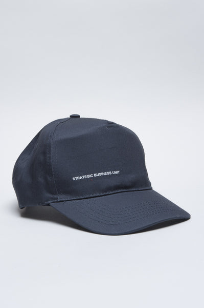 Strategic Business Unit - 00547 - Baseball Cap Classico Di Cotone Blue - Classic Cotton Baseball Cap Blue - 古典的な綿の野球帽青に