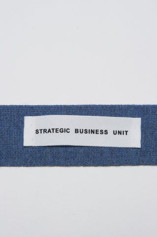 Strategic Business Unit - 00148 - Cravatta In Maglia Di Lana Merino Blue Chiaro A Punta - Skinny Wool Knit Pointed Tie In Light Blue Merino Wool - ライトブルーメリノウールスキニーウールニット尖ったネクタイ