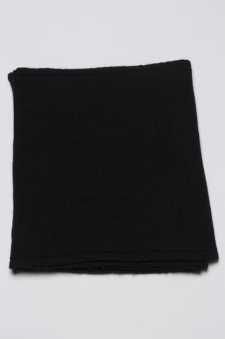 Strategic Business Unit - 00163 - Sciarpa Classica Da Uomo In Misto Cachemire Nero - Classic Scarf For Men In Black Cashmere Blend - 黒のカシミアブレンドの男性のための古典的なスカーフ