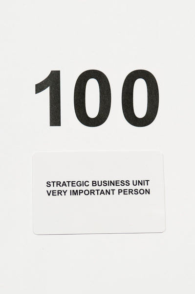 Strategic Business Unit - GC100 - Online Gift Card 100 - Online Gift Card 100 - Gift Card 100