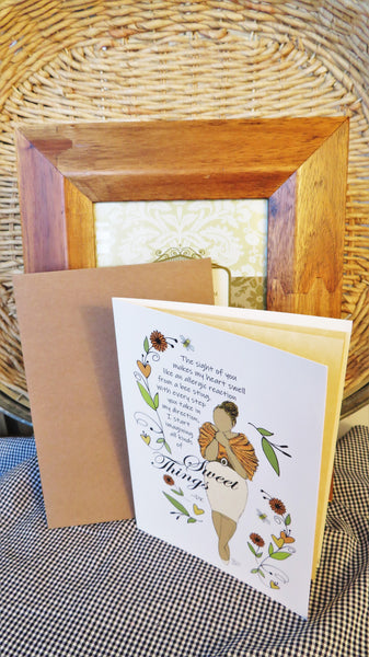 Bee Sting & Sweet Things - Any Occasion Card