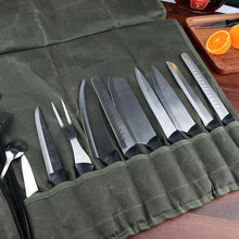Kitchen Knife Carrier Canvas Bag
