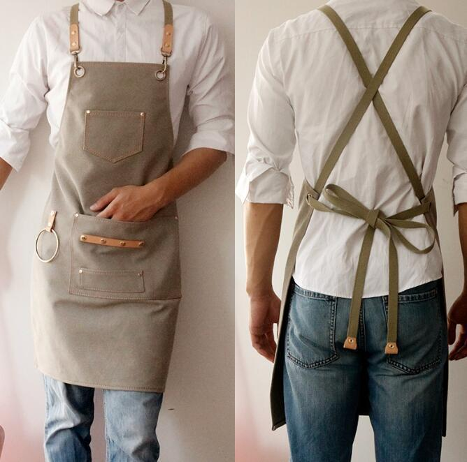 Work Canvas Apron