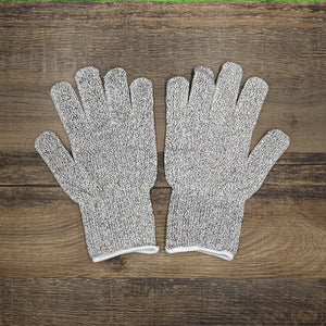 Food Grade Kitchen Cut Resistant Gloves (Pair) for Cutting and Slicing