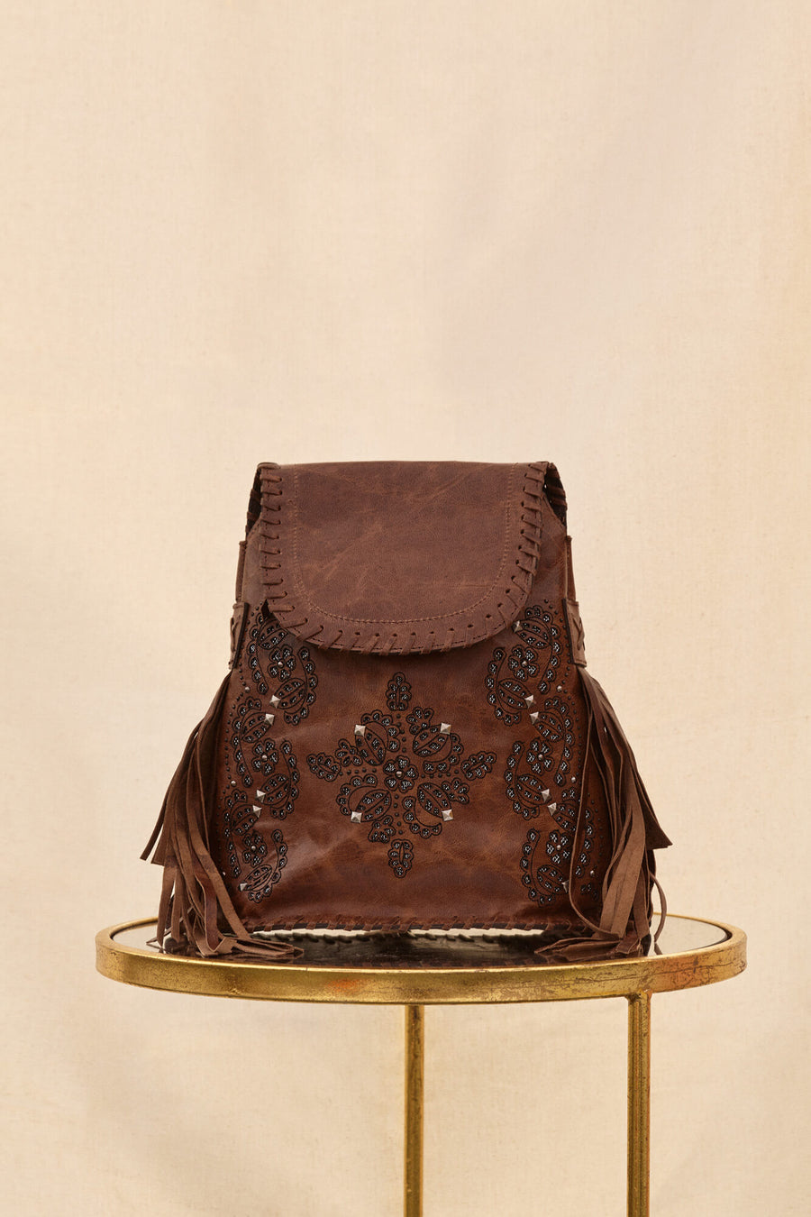 Leather Backpacks Women