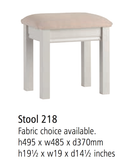 Corndell Annecy - Stool - A218