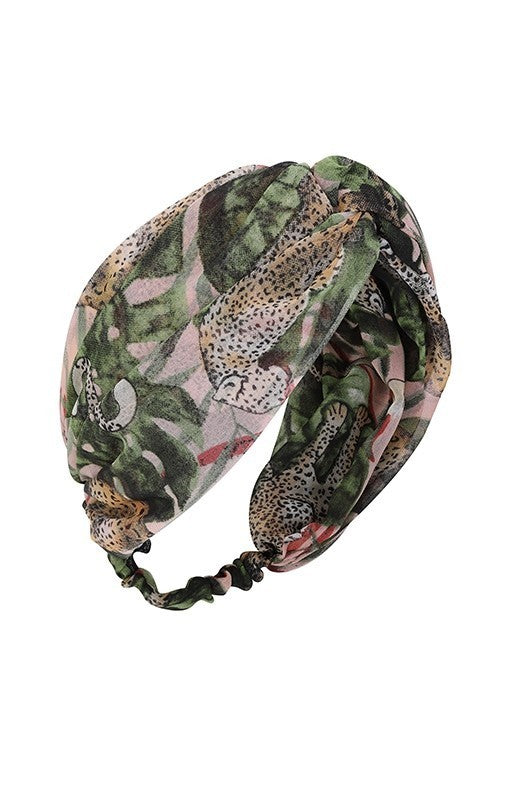 South Beach Safari headband