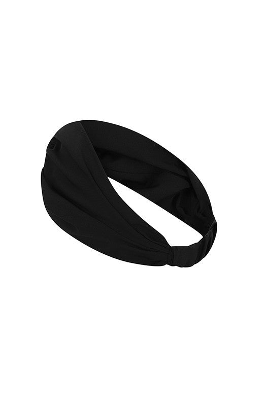South Beach - Headband Black