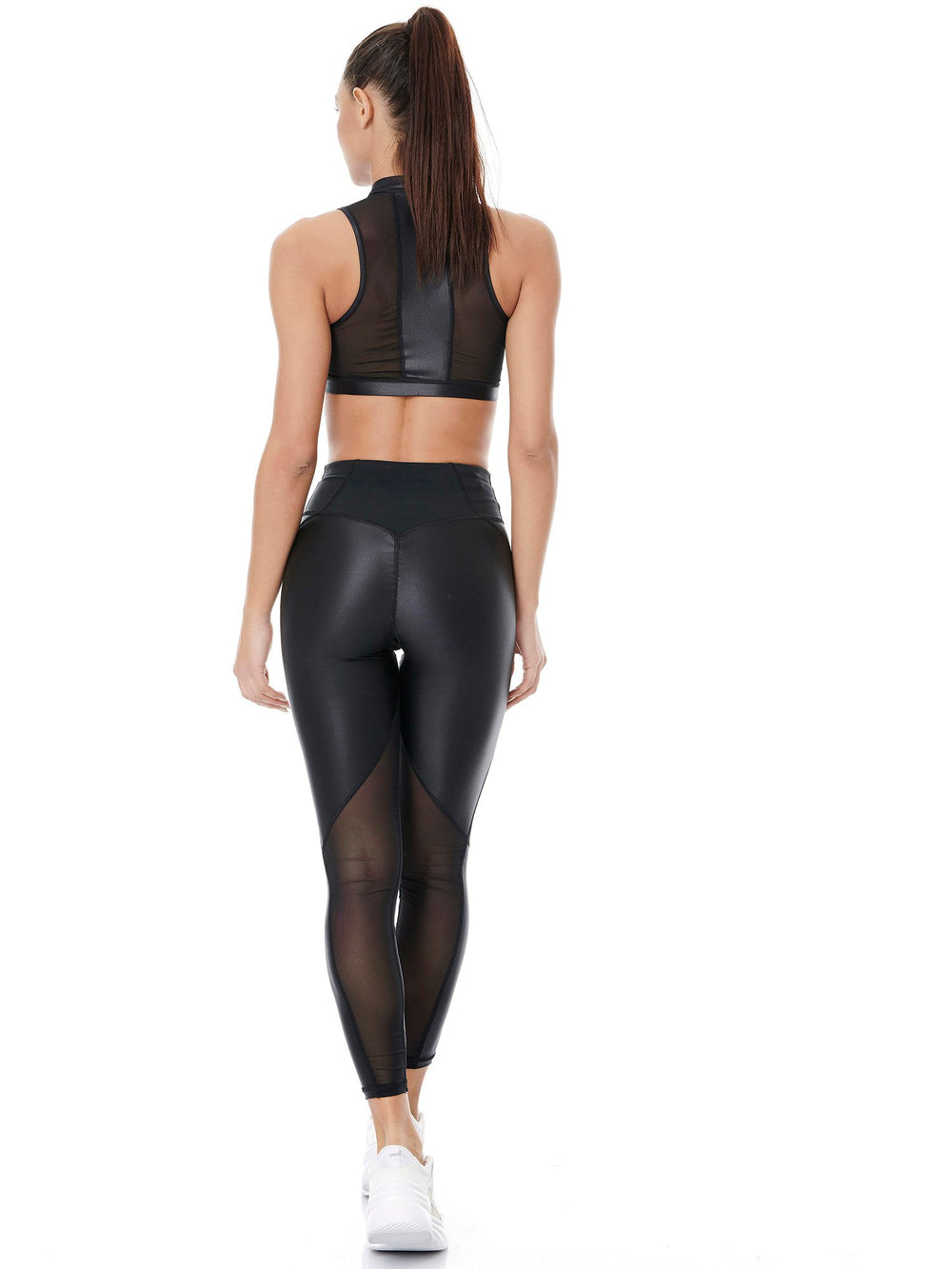 BAYA - Superstar Leggings - Black