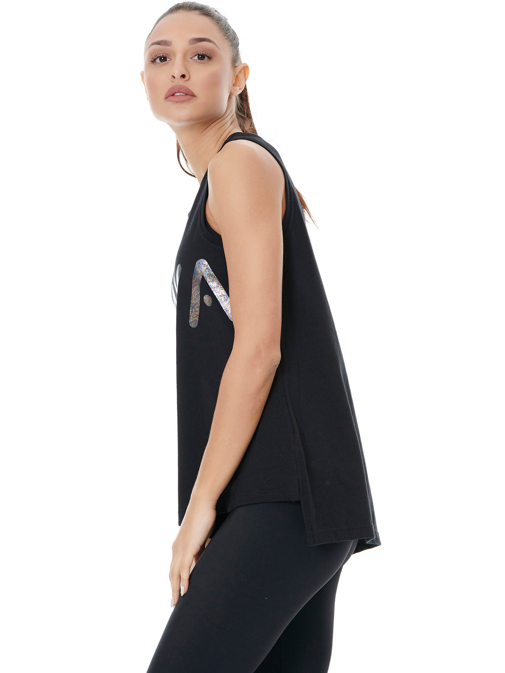 BAYA Sign Sport Tank Black