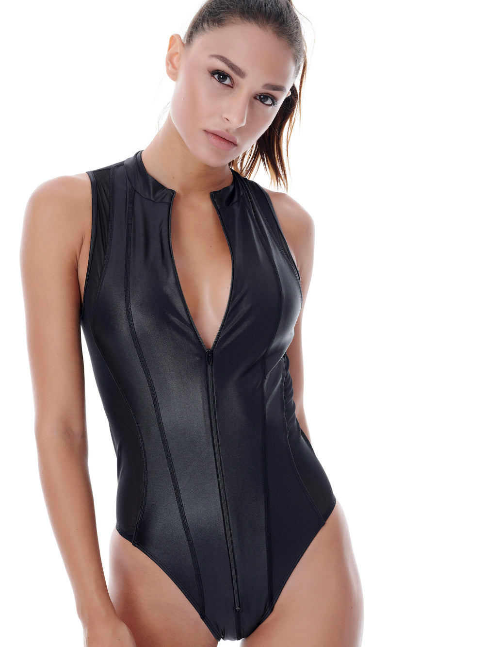 BAYA Dazzle Ultra Knockout Swimsuit Black
