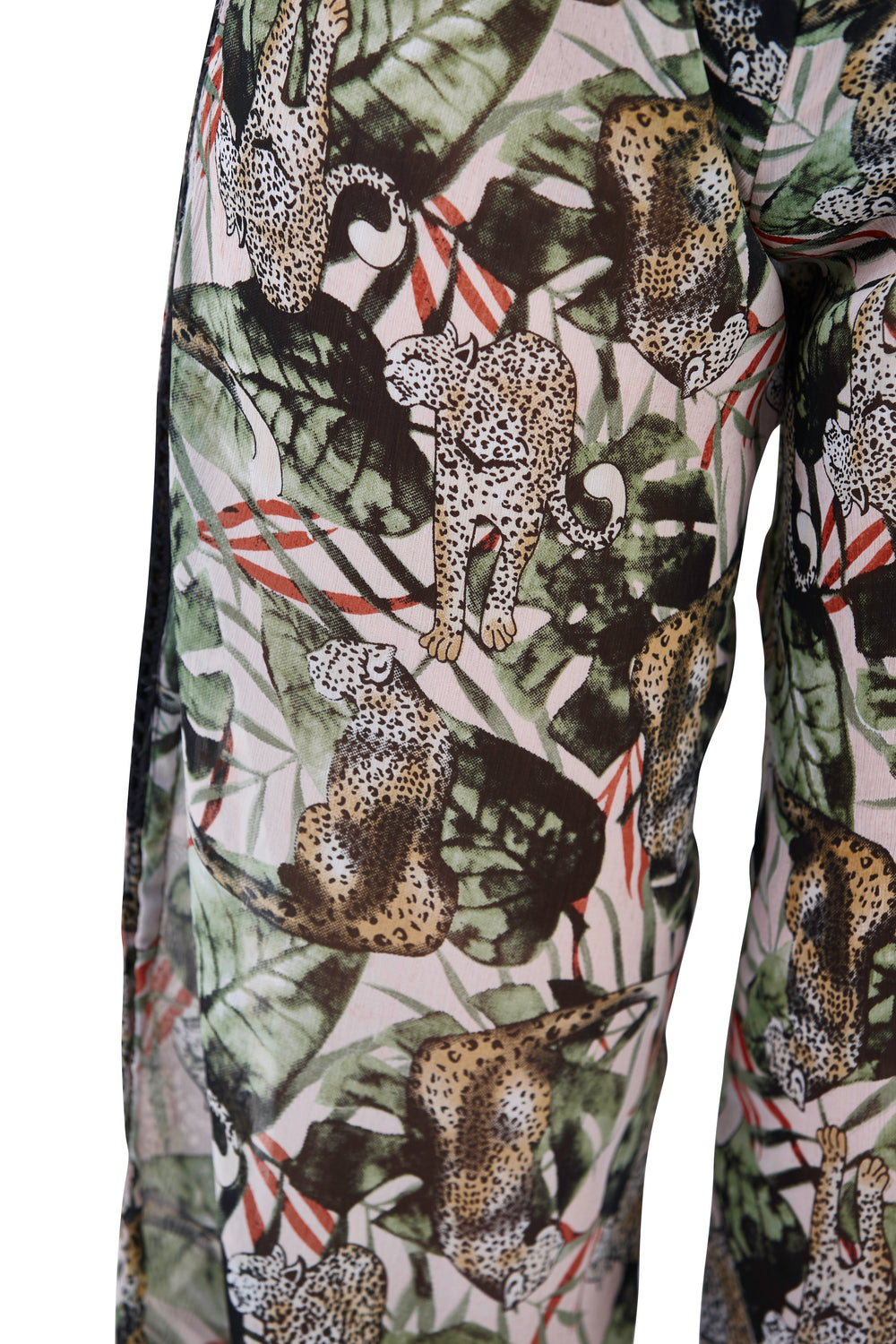 South beach safari print