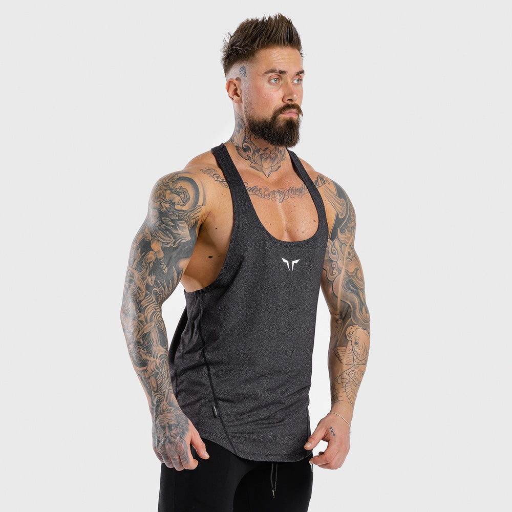 Squat Wolf - Next-Gen Stringer - Melange Grey - SQ0016-G-M