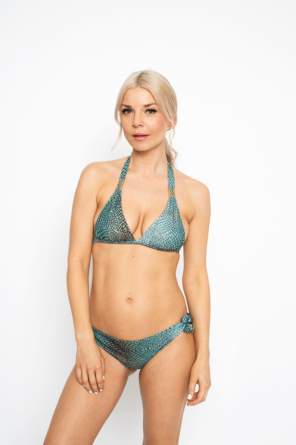 West Seventy Nine - Daydreamer Bikini Top - Mamba